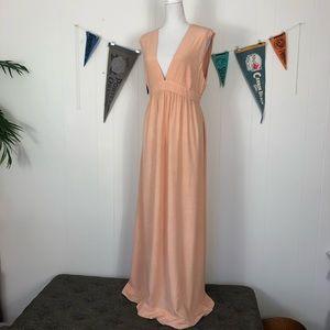 "Anthro The Odell's ""Loretta"" Maxi Dress NWT"